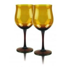 2 бр. Бургунди Амбер Чаши за Вино