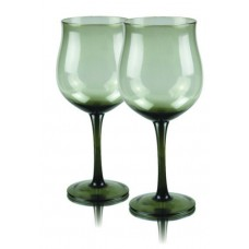 2 бр. Бургунди Сив Чаши за Вино
