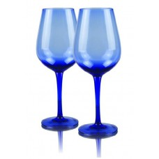 2 бр. Магнум Гоблет Чаши за Вино Син