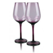 2 бр. Магнум Гоблет Чаши за Вино Виолет