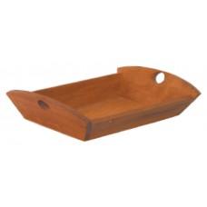 Дървен Поднос за Хляб 26х18 см