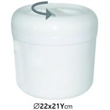 Кофичка за Лед Бяла 4.25 л