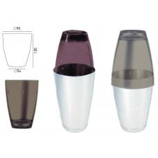 Поликарбонатна Чаша за Шейкър Дим 520мл
