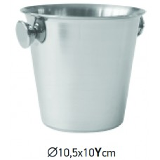 Инокс Кофичка за Лед 10,5 см
