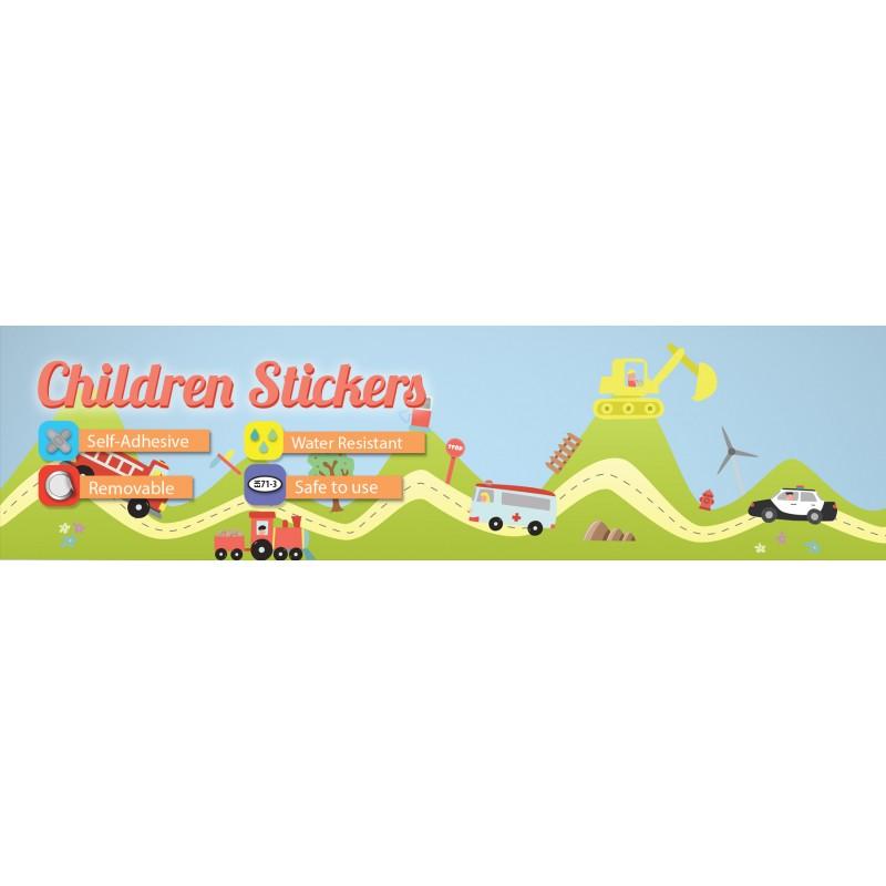 Детски Стикери