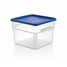 Полипропилен Кутия за Съхранение 11.4л с Капак