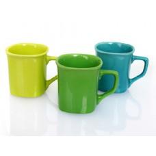 Нюанси на Зелено Чаша за Кафе 90 мл.