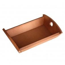 Кошница за Хляб, Дървена, 26х18 см