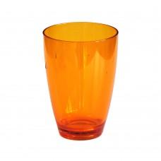 Чаша за Boston Шейкър, Поликарбонатна, Оранжева, 520мл