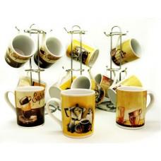 Комплект за Кафе-Чай с База