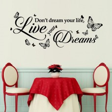 WS3038 Dream Quote Дом и Офис