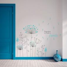 WS5054 - Blue Dandelion Дом и Офис
