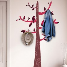 WS8009 - Colourful Pattern Tree Hook Дом и Офис