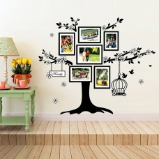 WS9021 - Huge Family Tree Photo Frames Birdcage Дом и Офис